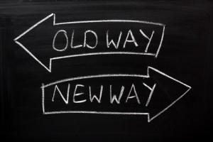Old Way, New Way